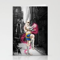 Sagat Stationery Cards