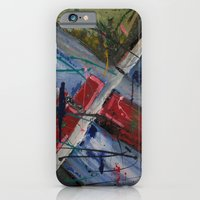 Cross-Town Intersection iPhone 6 Slim Case