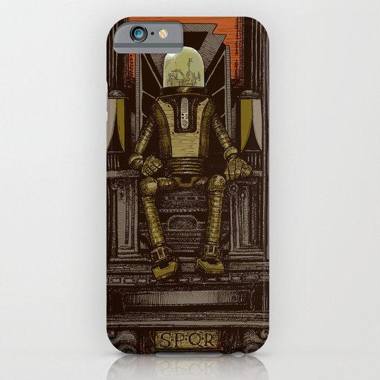 Pax Robota iPhone & iPod Case