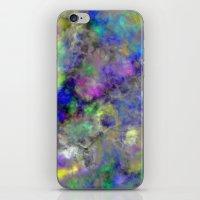 Marbled Clouds iPhone & iPod Skin