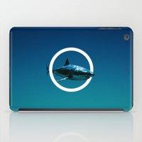 Shark. iPad Case