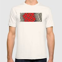 In The Pocket Mens Fitted Tee Natural SMALL