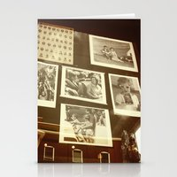 DALLAS WINDOW Stationery Cards