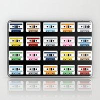 Rainbow Tapes Laptop & iPad Skin