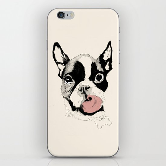 The American Gentleman iPhone & iPod Skin