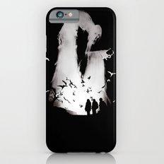 death hallow iPhone 6 Slim Case