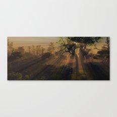 Fairytale Forest Canvas Print