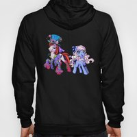Mad T Ponies 'Alice and Tarrant' Hoody