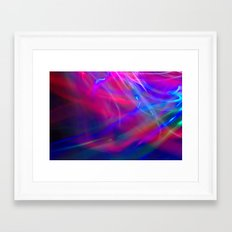 Colour Abstract Framed Art Print