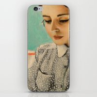 It Was Over Her Second C… iPhone & iPod Skin