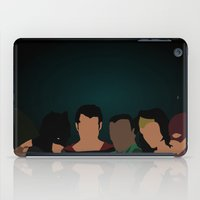 Justice is coming iPad Case