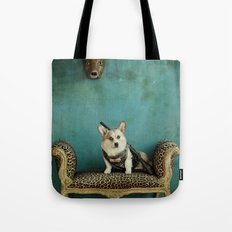 The Deer Hunter Tote Bag