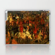 Exu Laptop & iPad Skin