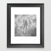 Airy Framed Art Print