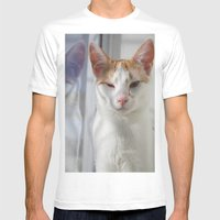 Wink Mens Fitted Tee White SMALL