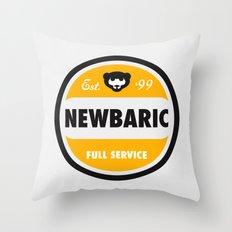 NEWBARIC SINCE '99 Throw Pillow
