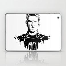 Avengers in Ink: Captain America Laptop & iPad Skin