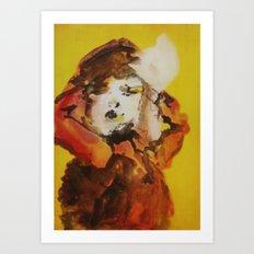 jess Art Print