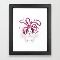 Sense Framed Art Print