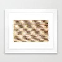 The New Color: CMYK Framed Art Print