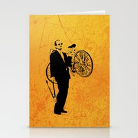 bill murray Stationery Cards featuring Bill Murray by Spyck