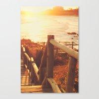 Sunset I Canvas Print