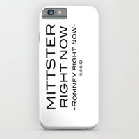 Mittster Right Now iPhone 6 Slim Case