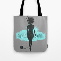 Kulture Couture Tote Bag