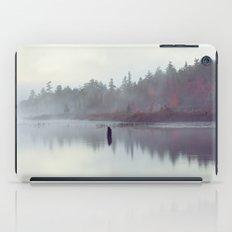 in the mist iPad Case