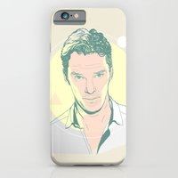 Benedict Cumberbatch iPhone 6 Slim Case
