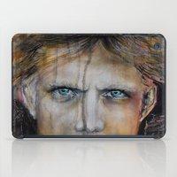 Marble Man iPad Case