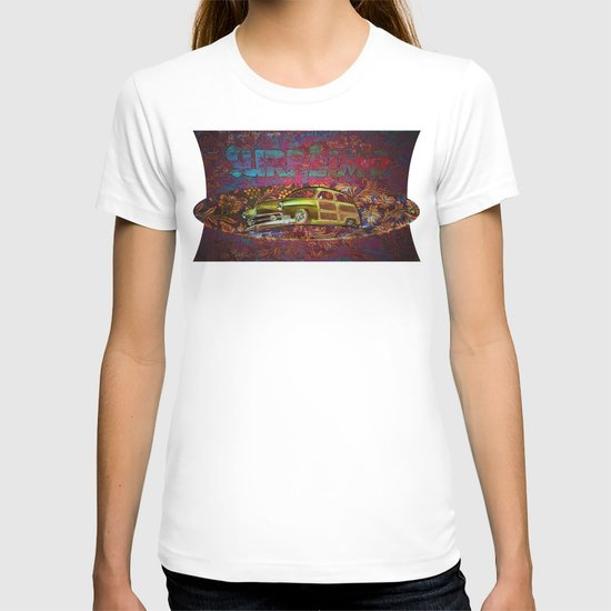 Surf Limo T-shirt