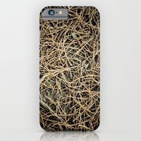iPhone & iPod Case featuring Ground Cover by dibec