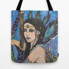 Royal Wings Tote Bag