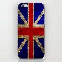 British Flag iPhone & iPod Skin