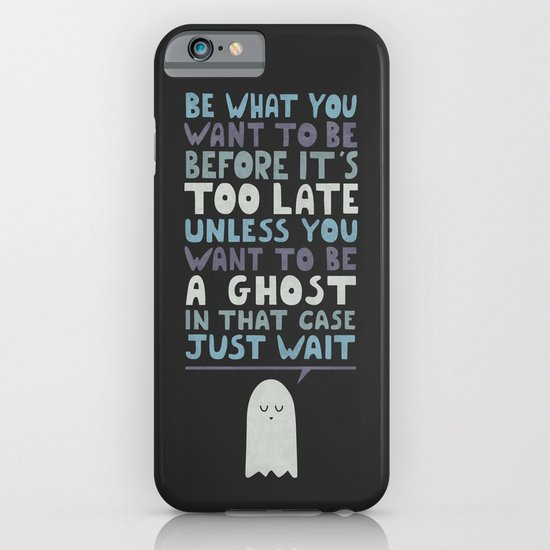 Motivational Speaker iPhone & iPod Case