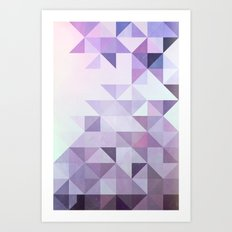 wyntyr syp Art Print