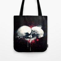 Death Lovers Tote Bag