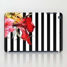 FLORA BOTANICA | stripes iPad Case