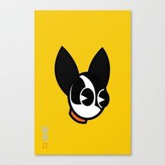 Dogbot Canvas Print