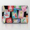 Cartoon Family iPad Case