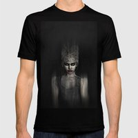 Thing 1 Mens Fitted Tee Black SMALL
