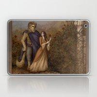 Among The Roses Laptop & iPad Skin