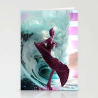 If You're Not Making Wav… Stationery Cards