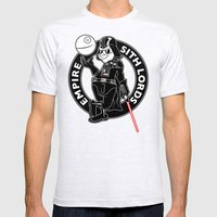 Lord of the Swish Mens Fitted Tee Ash Grey SMALL