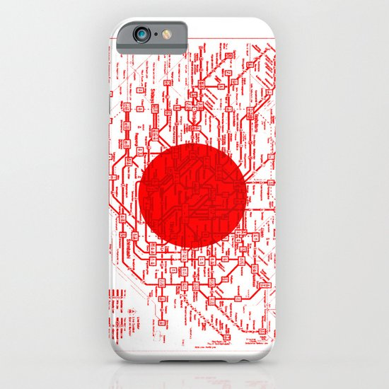 Modern Japan - Tokyo iPhone & iPod Case