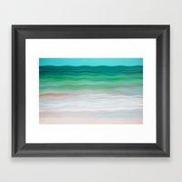 SEA-RENITY Framed Art Print
