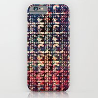 iPhone & iPod Case featuring Lb. by DEMETRI ESPINOSA
