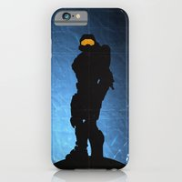 iPhone & iPod Case featuring Halo 4 - Sierra 117 by bionicman31