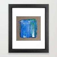 LINEN1 Framed Art Print